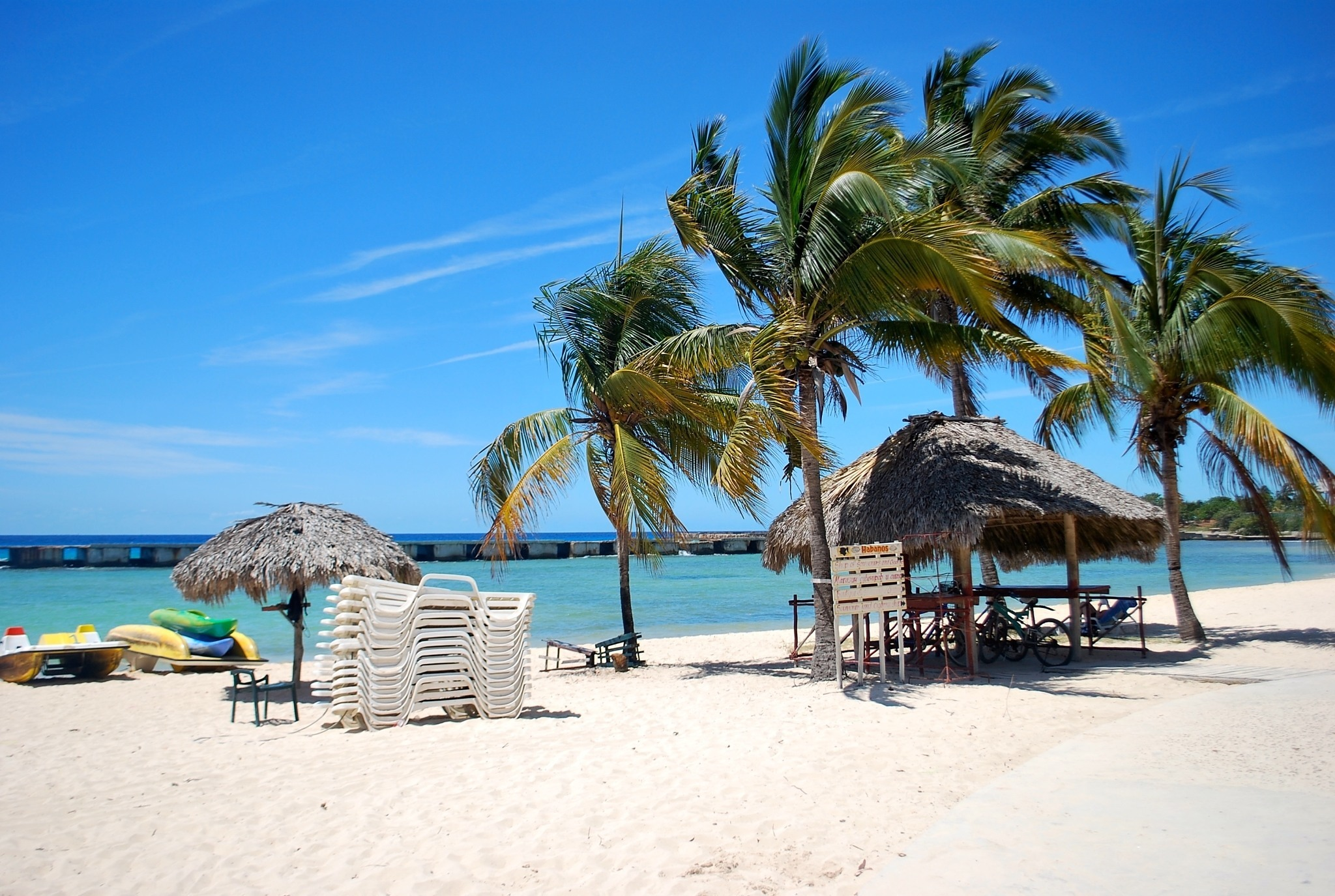 What Is It Really Like For Americans To Travel Cuba Now Byo Concert Small In Sand Bay Of Pigs Playa Giron